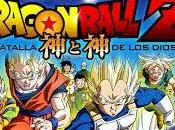 Dragon Ball batalla dioses [Primer trailer oficial]