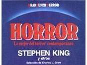 'Horror', varios autores