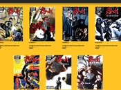 Catalogo comics black