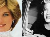 grandes coincidencias entre Princesa Diana Marilyn Monroe?