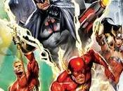 """""""Justice League: Flashpoint Paradox"""" """"Corre Barry, corre"""""""