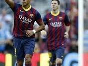 Barcelona arranca Liga Goleada (7-0)