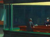 Nighthawks #Hopper gracias @whitneymuseum