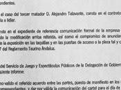 Junta Andalucía autoriza cambios cartel esta tarde Málaga.