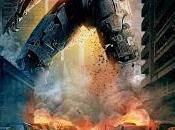 Pacific (2013), guillermo toro. monstruos contra robots.