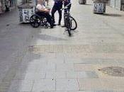 Roban silla ruedas discapacitado Palmas Gran Canaria