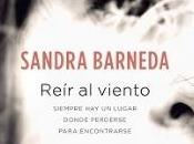 "Reseña ""Reir viento"" Sandra Barneda"