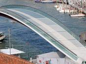 Italia pide cuentas Calatrava desfase puente Venecia