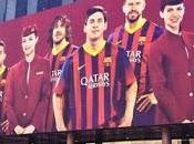 Barça Madrid, patrocinios altos vuelos