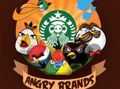 Angry Birds fueran marcas…