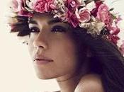 Coronas flores para cabeza