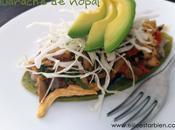 Huarache nopal