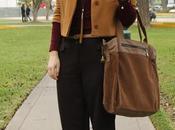 Looks suéter cuello alto