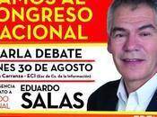 Izquierda Congreso: Eduardo Salas (UNC)