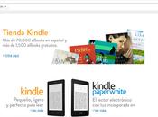 Amazon abre tienda Kindle para México