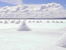 vuelta mundo: Salar Uyuni, Bolivia
