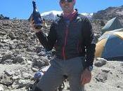 montañero vasco Unai Llantada celebra ascenso Kilimanjaro vino Lanzarote