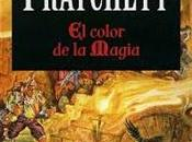color magia, Terry Pratchett