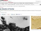 Gobierno Británico saca miles cartas escritas soldados Guerra Mundial