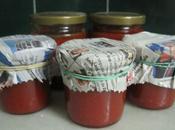 Mermelada pimientos rojos escalivados/asados