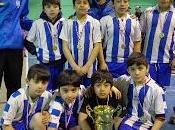 """Atenas brilló quinto campeonato fútbol salón """"copa helénica"""""""