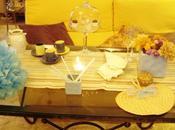 Decoración mesas para celebraciones