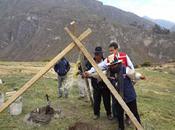 Colocan primera piedra futuro sistema riego chichipucro distrito huanza –huarochirí...