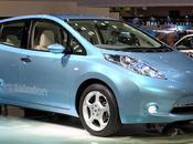 Futuri está aquí: Nissan Leaf recarga inducción conducción autónoma