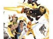 Algunas portadas alternativas Marvel NOW! para septiembre octubre