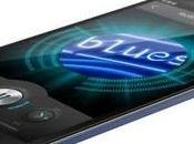 Nuevo teléfono inteligente delgado Vivo
