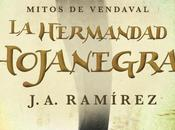 Reseña: hermandad Hojanegra J.A. Ramírez