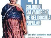 Primer coloquio salvadoreños religiosidad popular