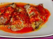 Jurel plancha vinagreta tomate