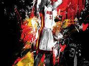 Ilustraciones Miami Heats.