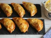 Empanadillas thai pollo curry. Receta