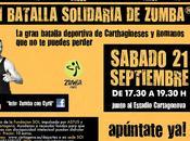 Batalla Solidaria Zumba Cartagena