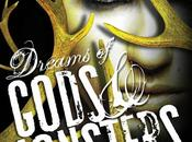 Portada Revelada: Dreams Gods Monsters (Hija Humo Hueso