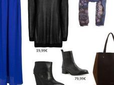 propuestas para utilizar falda larga invierno