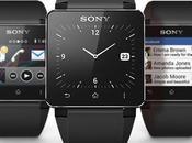 Sony presenta SmartWatch 2:Su mejor