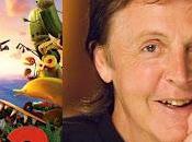 "nuevo Paul McCartney sonará ""Lluvia Albóndigas Cody Cameron Kris Pearn"