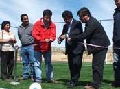 Inauguran proyecto mejoramiento ambiental relave Andacollo