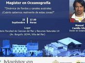 Charla: ciclo Charlas Magister Oceanografía, Chile