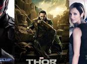 Ración carteles: 'Robocop', 'The Counselor', 'Thor: Mundo Oscuro'...