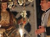 Diez años Padre Álvaro cantara primera misa.