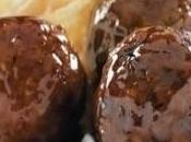 Albóndigas foie salsa Oporto
