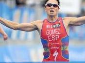 Final apoteósico Gómez Noya para ganar tercer Mundial Triatlon