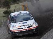 Jorge martínez fontena pone rojo categoría mundialista rally mobil