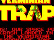 Verminian Trap: atrapados laberinto alien
