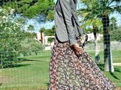 Vestido largos: flores principe gales