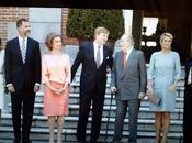 reyes holanda visitan españa
